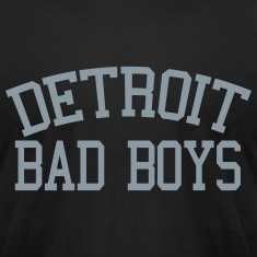 Detroit Bad Boys T-Shirts