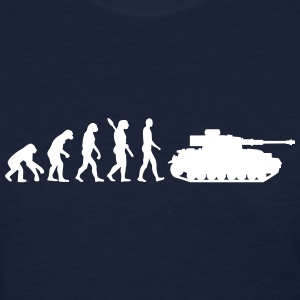 Evolution Tank Women's T-Shirts - Women's T-Shirt
