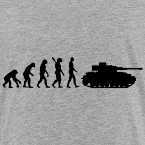 Evolution Tank Kids' Shirts - Kids' Premium T-Shirt