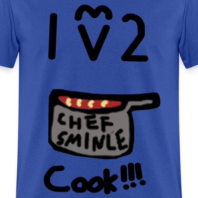 I Love to Cook!!! (Mens)   Ol' Bum-Bum
