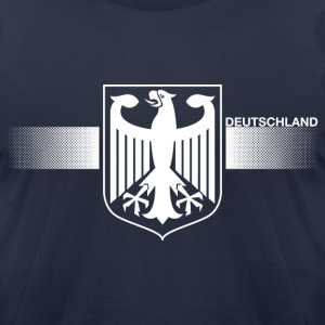 Germany (Limited Edition) - Men's T-Shirt by American Apparel