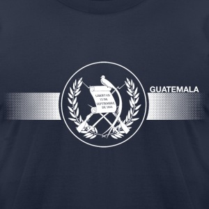 Guatemala (Limited Edition) - Men's T-Shirt by American Apparel