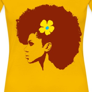 Natural Profile - Women's Premium T-Shirt