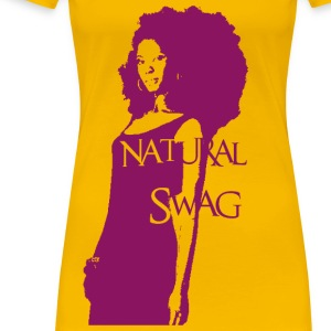 Natural Swag - Women's Premium T-Shirt