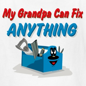 Fix Anything Grandpa Kids' Shirts - Kids' T-Shirt