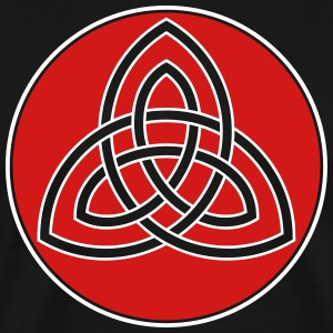 celtic_knot_042014_b_2c T-Shirts - Men's Premium T-Shirt