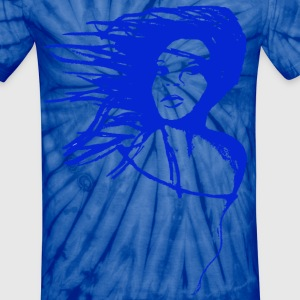 WindBlown - Unisex Tie Dye T-Shirt