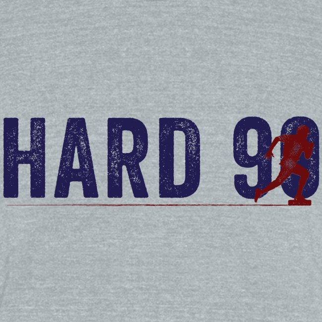 Hard 90 - Men's Vintage Tri-Blend