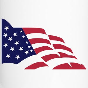 American Flag Drifting Clothing Apparel Shirts Bottles & Mugs - Travel Mug