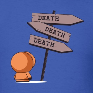 Deathtiny - Men's T-Shirt