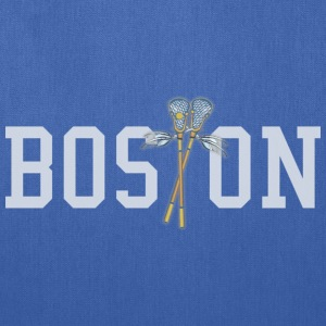 Boston Lacrosse Apparel T-shirts Bags & backpacks - Tote Bag
