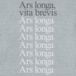 Vitas t shirts spreadshirt for Vita brevis ars longa tattoo