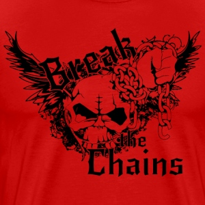 Break the Chains - Men's Premium T-Shirt
