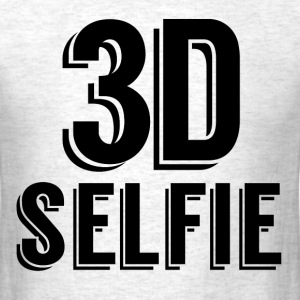 3D Selfie - Men's T-Shirt