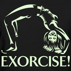 Exorcise! - Women's T-Shirt