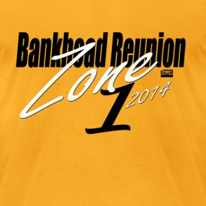 Street Certified, Bankhead Reunion 2014 Tee - Men's T-Shirt by American Apparel