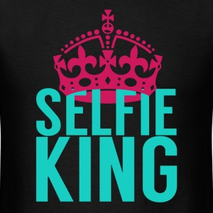 Selfie King - Men's T-Shirt