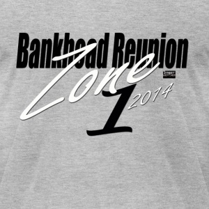 Street Certified, Bankhead Reunion 2014 - Men's T-Shirt by American Apparel