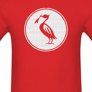 Retro Liverbird - Men's T-Shirt