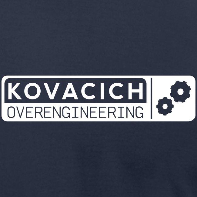 Kovacich Overengineering
