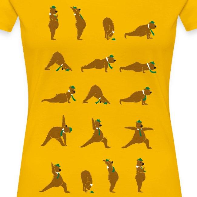Yoga Bear