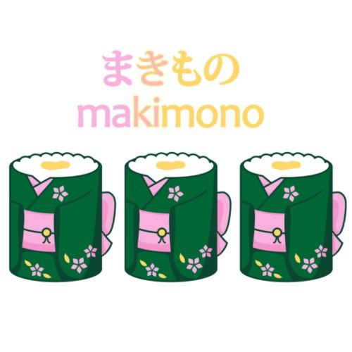 maki - kimono
