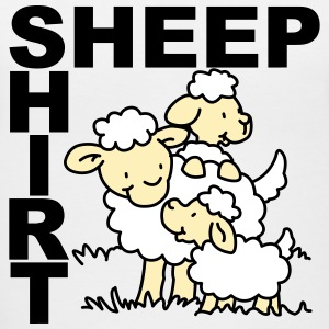 Sheep Shirt - Women's V-Neck T-Shirt