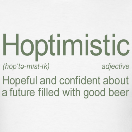 Hoptimistic Definition