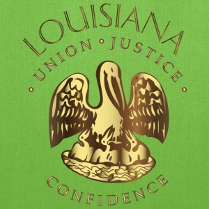 Louisiana Bags & backpacks - Tote Bag