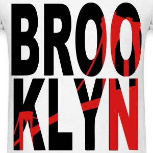 Brooklyn - Men's T-Shirt