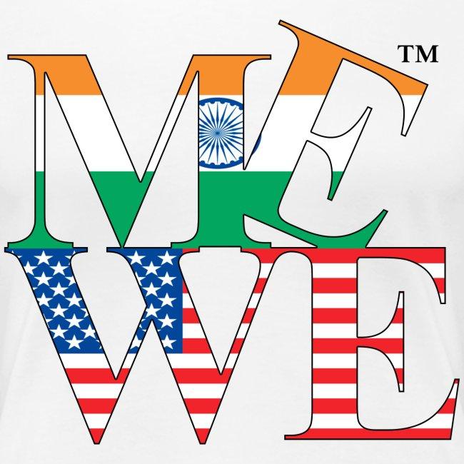 Me We Indian Tee (women's)