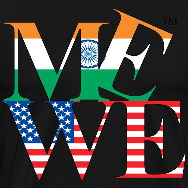 Me We Indian Tee