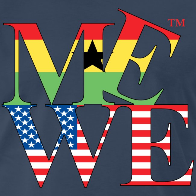 Me We Ghanaian Tee