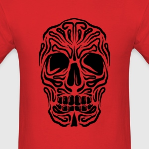 Dark skull  - Men's T-Shirt