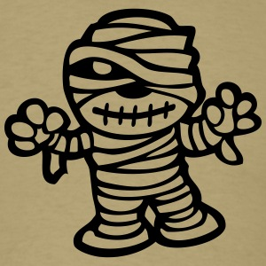 mummy T-Shirts - Men's T-Shirt