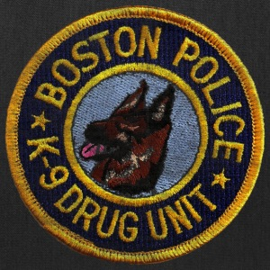 Boston Police K-9 Apparel T-shirts Bags & backpacks - Tote Bag