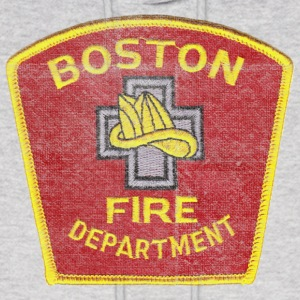 Boston Fire Department Apparel T-shirts Hoodies - Men's Hoodie