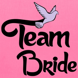 TEAM BRIDE Bags & backpacks - Tote Bag