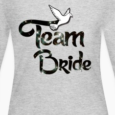 Team Bride Long Sleeve Shirts