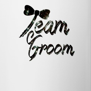Team Groom Bottles & Mugs - Contrast Coffee Mug