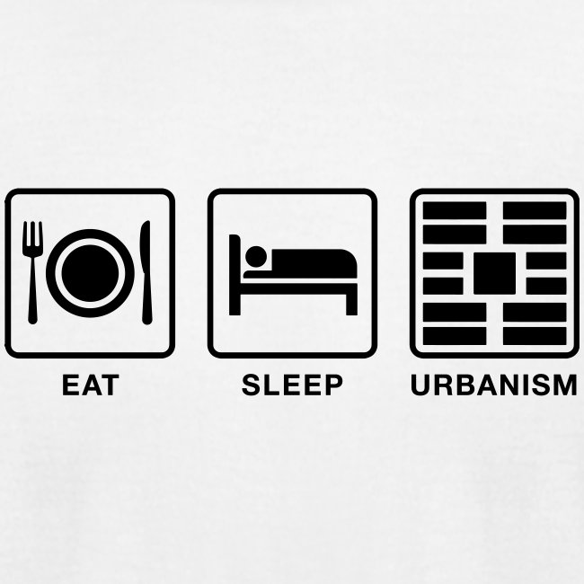 Eat Sleep Urbanism (BK)