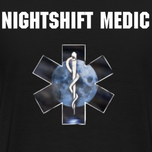 NIGHTSHIFT MEDIC - Men's Premium T-Shirt