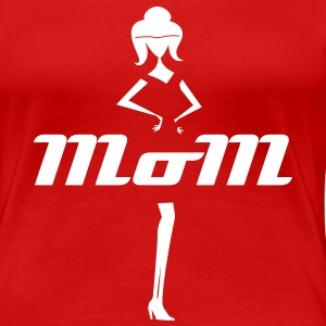 Mom - Women's Premium T-Shirt