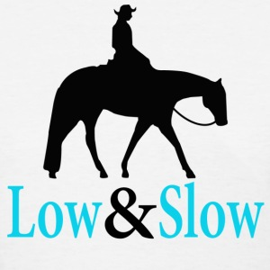 Quarter Horse - Low & Slow Women's T-Shirts - Women's T-Shirt
