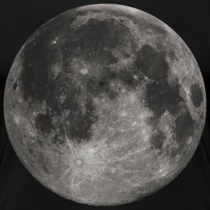 Full Moon - Women's Premium T-Shirt