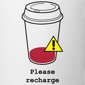 Coffee Cup - Recharge - Coffee/Tea Mug