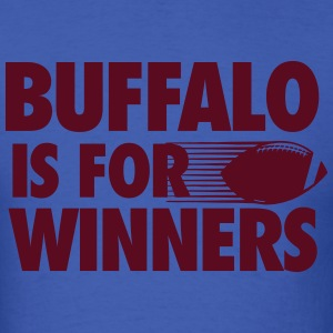 Buffalo Winners T-Shirts - Men's T-Shirt