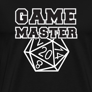 Game Master T-Shirts - Men's Premium T-Shirt