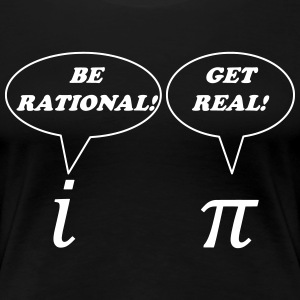 Math: Get Real - Women's Premium T-Shirt