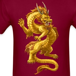 Chinese Dragon T-Shirts - Men's T-Shirt